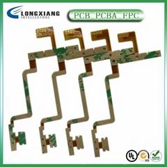 2-Layer flexible pcb handy terminal fpc