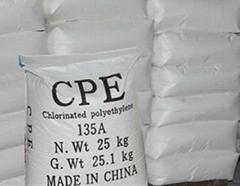 CPE PVC impact modifier