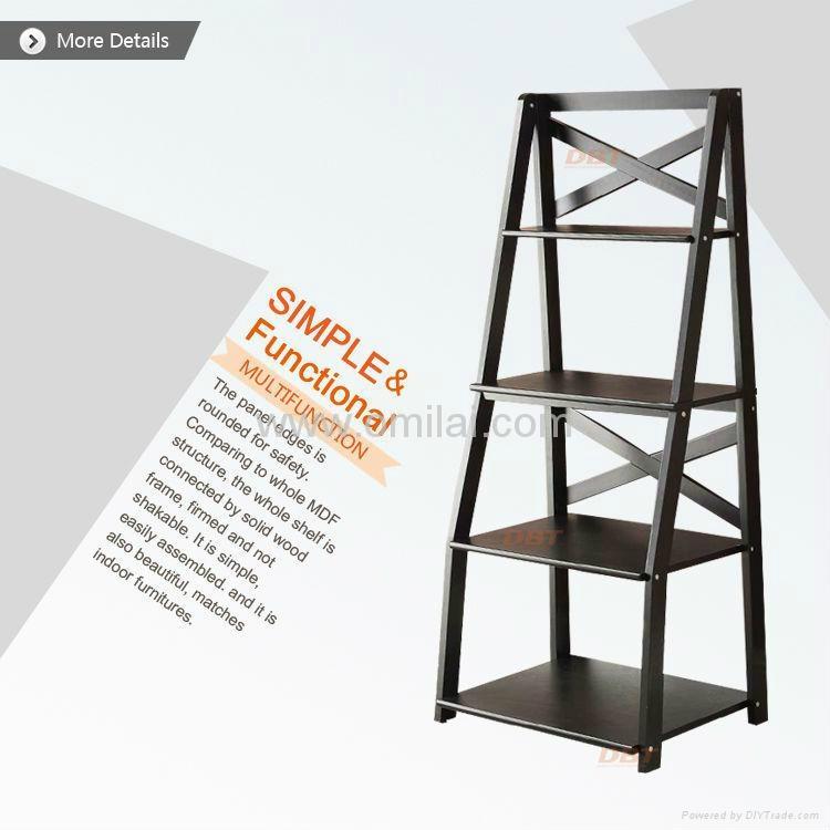 2014 MDF bookshelf decorative ladders in living Room - 412201 - DBT ...