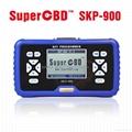 2014 New Arrival SuperOBD SKP-900 Hand-held OBD2 Auto Key Programmer