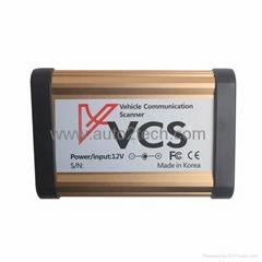 Bluetooth Version VCS Vehicle Communication Scanner Interface