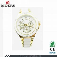 女士合金時裝手錶淑女氣質優雅女表禮品高檔手錶批發訂製