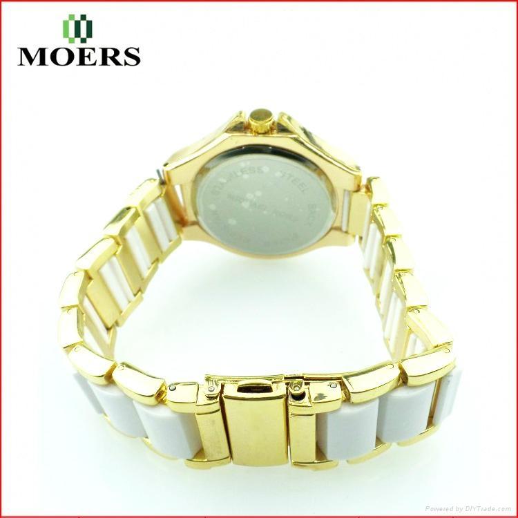 女士合金時裝手錶淑女氣質優雅女表禮品高檔手錶批發訂製 4