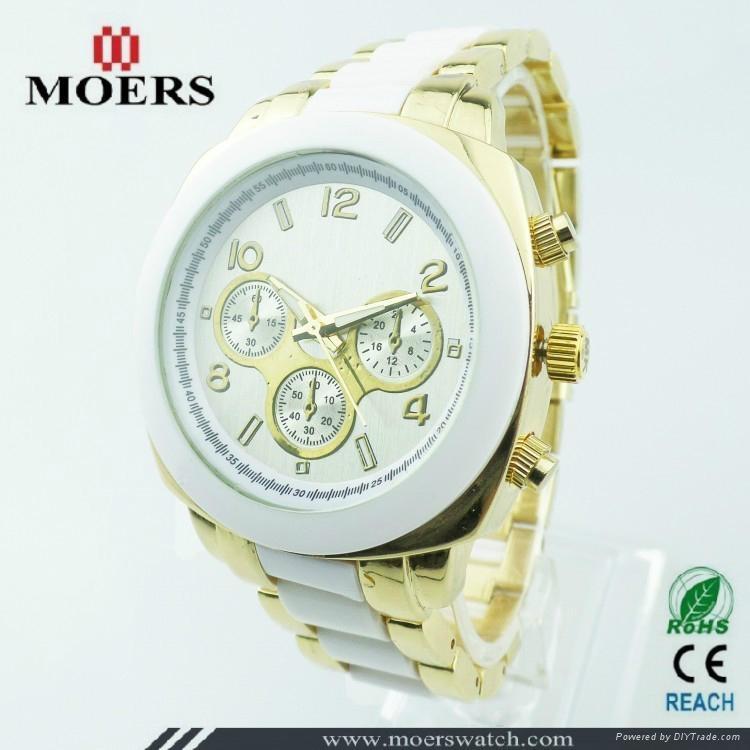 深圳手表厂家专业生产中高档套装礼品手表 2