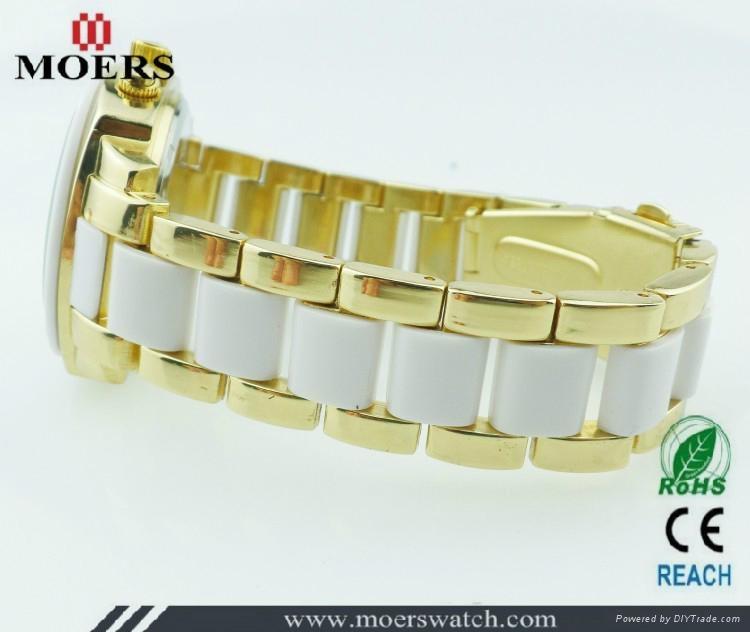 深圳手表厂家专业生产中高档套装礼品手表 4