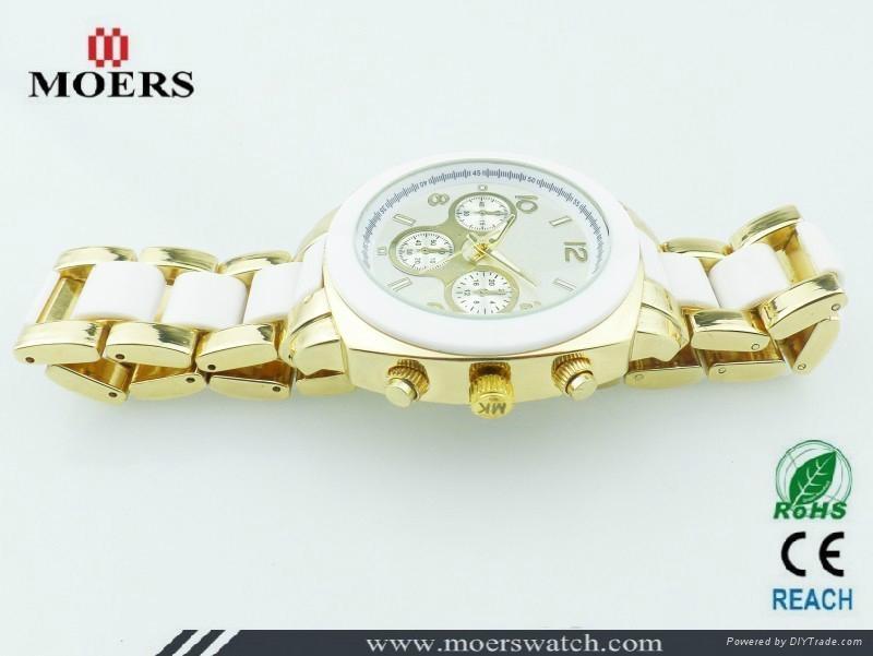 深圳手表厂家专业生产中高档套装礼品手表 5