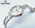 深圳手表生产厂家订制女士手链手表新款防水休闲学生手表 2
