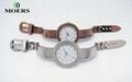 深圳手表生产厂家订制女士手链手表新款防水休闲学生手表 3