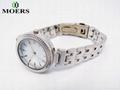 手錶廠家專業合金表訂製女士禮品手錶套裝休閑時尚表 3