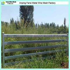 heavy duty 1m(H)x2.9m(L) sheep panel for Australia market