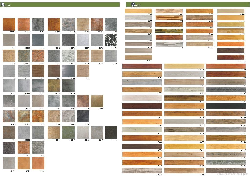 PVC Laminate/Click/Loose Lay Flooring 3