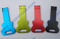 Violin Key Shape usb