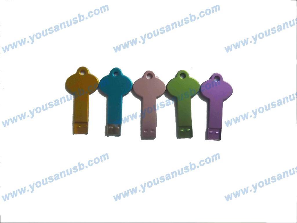 Violin Key Shape usb  3