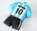 The Brazilian World Cup USB Flash Drive