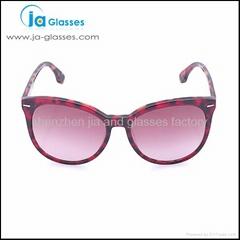 Fashion Tortoise Sunglasses Brown Lenses