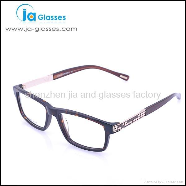 Designer Eyeglass Frames From China : Shenzhen Manufacturer designer eyeglass frames - JA02003 ...