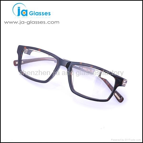 shenzhen manufacturer designer eyeglass frames ja02003