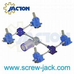 machine screw jack linear actuators lifting platform supplier