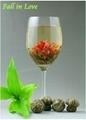 2014 gifts new blooming tea flowering tea 2