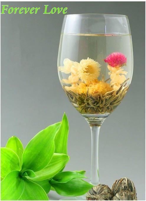 2014 gifts new blooming tea flowering tea 3