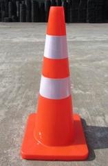 "36"" PVC Traffic Cone"