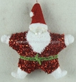 Santa Clause Christmas tree ornaments