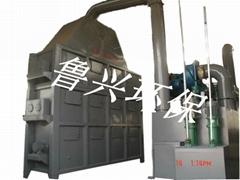 环保型三级干粉生石灰消化器