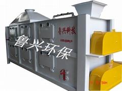 环保型二级干粉生石灰消化器
