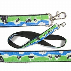 High Quality Woven Lanyard with Metal Hook Retractablel Buckle