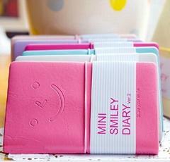 hot design pu notebook