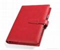 patent leather  organiser/planner