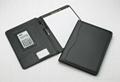 patent leather  portfolio/folder 4