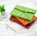 pu notebook with binding