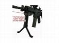 Tactical Gear Military Steel Inserted Leg Grip+Bipod+Side Rail Rifle ForeGrip  4