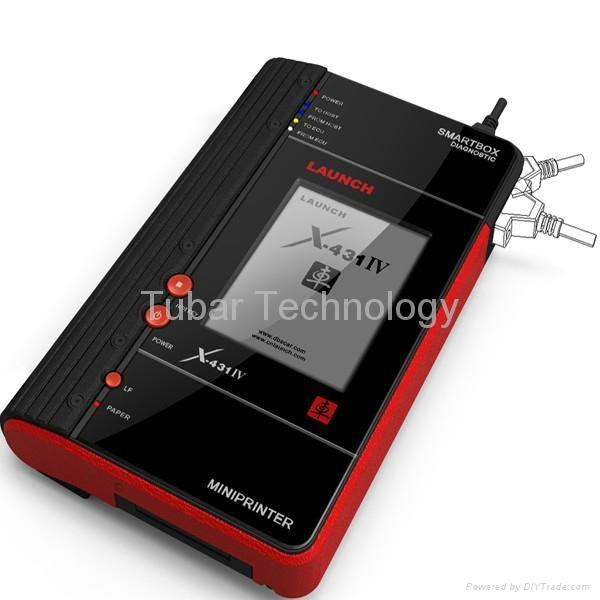 Launch X431 IV Auto Scanner X431 GX4 X-431 Master Update Version 1