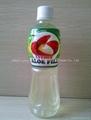 Aloe vera fruit juice drink bottle package 2