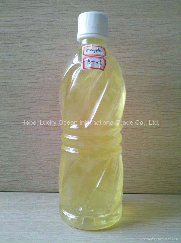 Aloe vera fruit juice drink bottle package 3