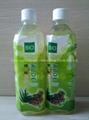 Aloe vera fruit juice drink bottle package 4