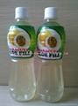 Aloe vera fruit juice drink bottle package 5
