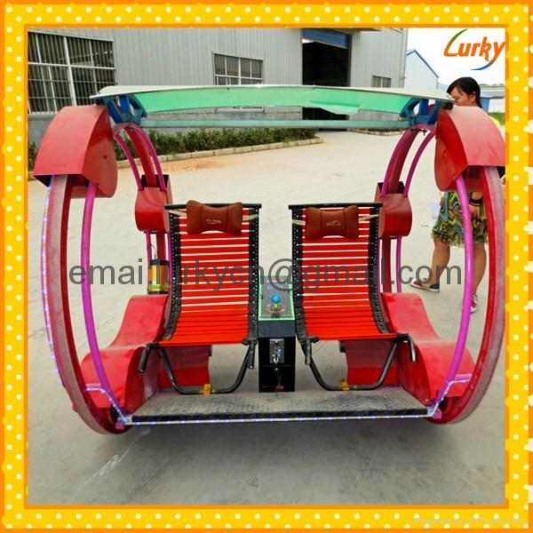 ... Used carnival games machine amusement swing rides happy car 2 ...