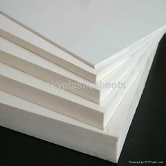 Lightweight Waterproof PVC Foam Sheet with high quality