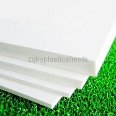 High Quality Waterproof White PVC Foam Board