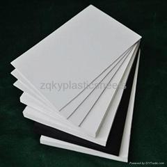 High Quality Waterproof Foamed PVC Sheet