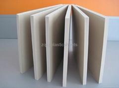 High Quality Waterproof PVC Free Foam Sheet