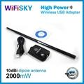 wifisky2000 usb wlan adapter,8187l chipset,54Mbps,10dBi antenna,Crack CD 3