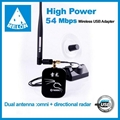 Melon 960000G,realtek8187L chipset,802.11b/g wifi adapter,54Mbps transmission  2