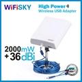 2000mW wifi adapter Wifisky N810