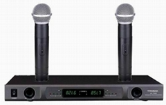 VHF wireless microphone U-720