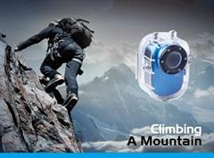 720P Skiing Goggles Camcorder Motor Glasses Video Camera Sports Camera