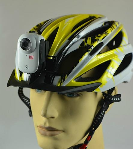 720P Skiing Goggles Camcorder Motor Glasses Video Camera Sports Camera 4